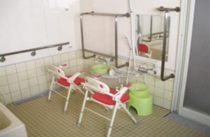 浴室(別角度)